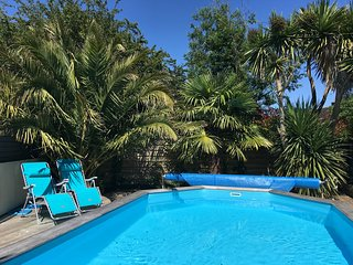 Villa du marin TREGUNC, modern and spacious villa **** , 5 mn drive to the sea