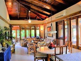 Casa de Campo Cozy Villa ✔️