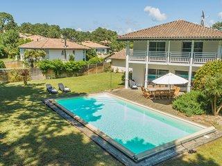 Villa avec piscine privée | Club de golf de Moliets + près de la plage