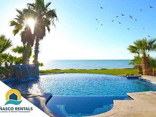 Exquisite Ocean Front Luxury Home