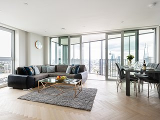 Platinum Apartments in Southwark - Amazing View