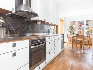 2 nice and quit b&b rooms in central Stockholm