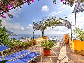 Positano Villa Sleeps 6 with Air Con and WiFi - 5228459