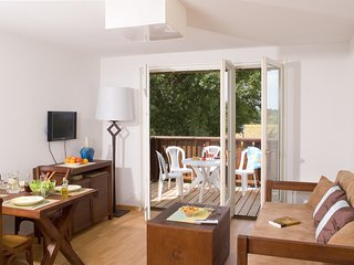 Comfy Studio + Alcove in Southern France | Walk to the Beach