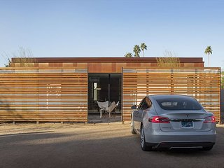 Next-Century-Modern Eco House near Arcadia and Downtown Phoenix