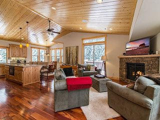New Upscale Sugar Pine Point Home - 5 Minutes to Homewood Ski Resort