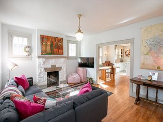 Newly Renovated 2BR w/ Private Deck, Walk to 12th Avenue Eateries & Bars