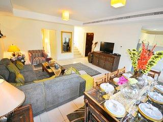 Fully furnished 3 bedroom Villa in Springs 1