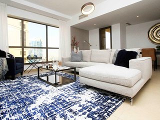 Stylish & Spacious 2 Bd Apt | Brand new | Excellent Location | JBR