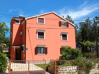 Two bedroom apartment Cunski (Losinj) (A-7867-b)