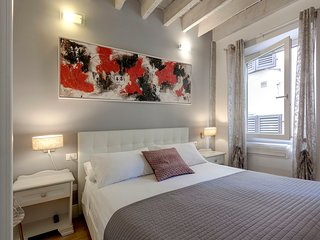 Recently renovated apartment located steps from Florence's historic Piazza Santa Croce