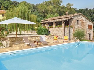 1 bedroom Villa in San Mauro, Umbria, Italy : ref 5566989