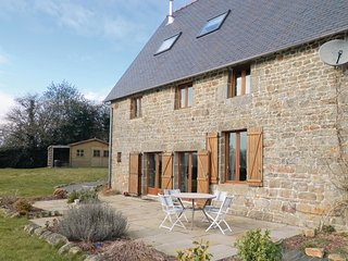 3 bedroom Villa in Saint-Sauveur-de-Chaulieu, Normandy, France - 5522350