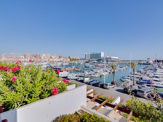 Vicente - Nice apartment facing Vilamoura Marina