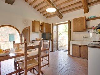 2 bedroom Apartment in Colonna di Grillo, Tuscany, Italy : ref 5055631