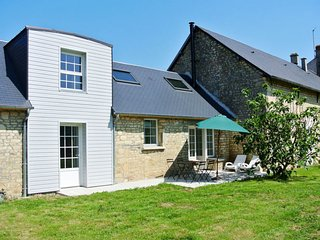 2 bedroom Villa in Le Mesnil-Patry, Normandy, France : ref 5649870