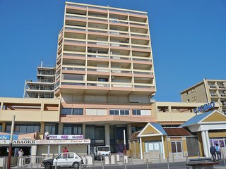 1 bedroom Apartment in Canet-Plage, Occitania, France : ref 5519697