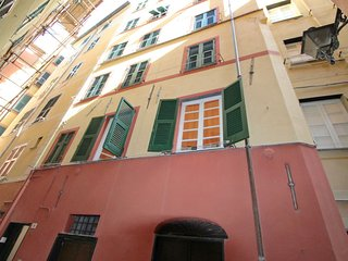 1 bedroom Apartment in Camogli, Liguria, Italy : ref 5583640