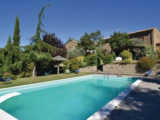 2 bedroom Villa in Polvano, Tuscany, Italy - 5566771