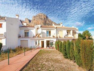 2 bedroom Villa in Polop, Region of Valencia, Spain : ref 5538510