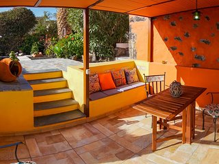 2 bedroom Villa in Fuencaliente de la Palma, Canary Islands, Spain : ref 5534794