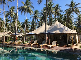 Gili Tenda Glamping Resort (Twin Bungalow 2)