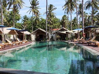 Gili Tenda Glamping Resort (Family Bungalow 3)