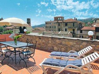 2 bedroom Apartment in Dolcedo, Liguria, Italy : ref 5477939