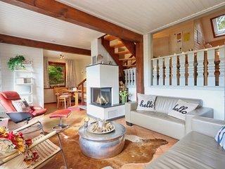 Ferienhaus in romantischer, gemütlicher Atmosphäre. Maximale Erholung am See!