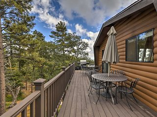 NEW Prescott Home w/Decks on Spruce Mtn-8 Mi to DT