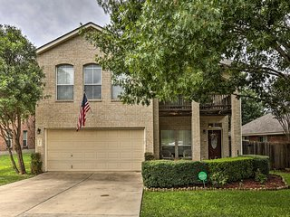 NEW! Lavish Home w/Patio in Northwest San Antonio!