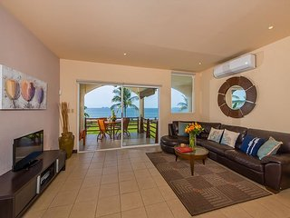 Beach Front 3 Bedroom Condo now available!