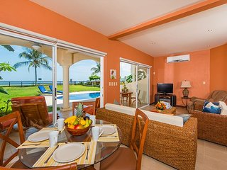 Beach Front 2 Bedroom Condo now available!