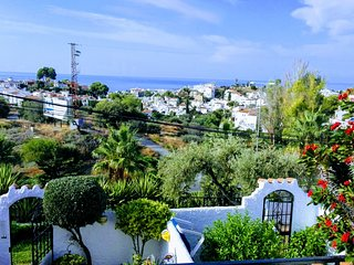 Nerja, Casa LeStia, Capistrano Village, wonderful accommodation with sea viees.