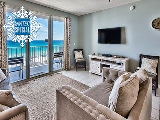 12/29-1/11 OPEN! ~BEACH VIEW~ DLX Condo*Resort! Heated Pool/Hotub +FREE Perks