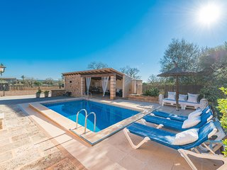 FINCA HORREO - Villa for 8 people in CAMPOS