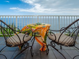 Oceanfront views, updated, watch for whales and dolphins from private lanai!