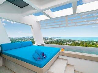 Villa Kaiyan PANORAMIC SEA VIEW! 50% Reduced Rate!