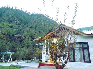 Silver Streak Cottage One Bedroom near Manali