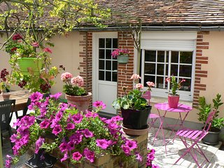 Chantilly Cottage  (gite de charme) Noyers Loiret