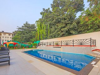 Reposeful 2 BHK for 4, with a pool