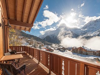 Chalet Rayas - Self-Catering - Sleeps 8