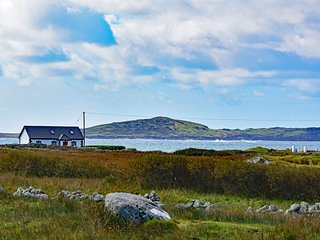 Cottage 314 - Claddaghduff - A 4 bedroom Cottage near Aughrus Pennisula