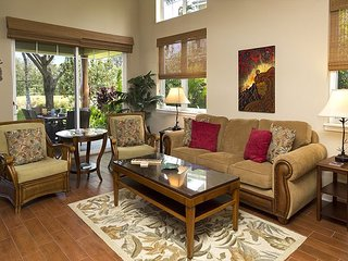*Waikoloa Beach Villas O4 - 3 Bedroom Villa with a Loft and BBQ Kitchen!!