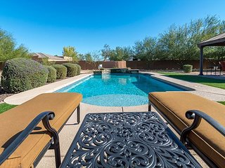 Expansive Vacation Home for your next AZ Vacation! Back yard PARADISE!