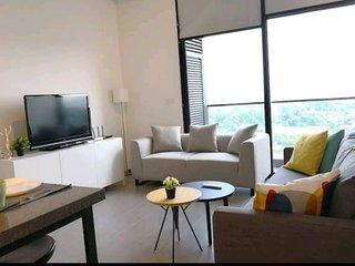Kuala Lumpur's Luxury Loft Suites - linked to Bangsar LRT station