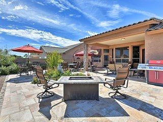 NEW! Mesa Home w/Patio & Unobstructed Desert Views