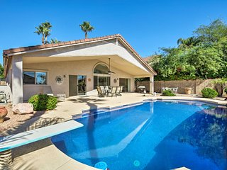 NEW! Phoenix Metro Area Home w/ Private Pool!