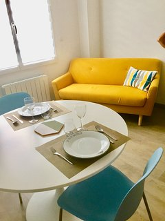 Appartement contemporain Sémard 2