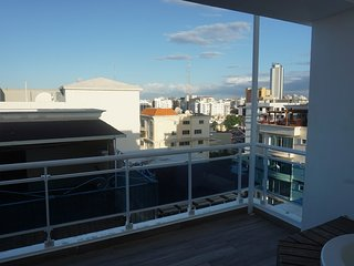 125 M2 Two Bedroom Penthouse with jacuzzi